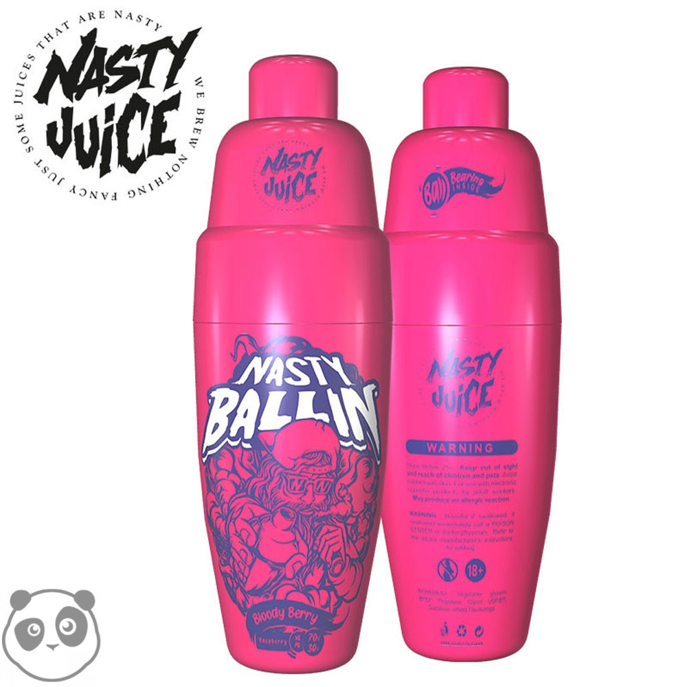 Nasty Juice Bloody Berry - 50ml