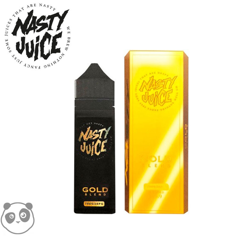 Nasty Juice Gold Blend - 50ml