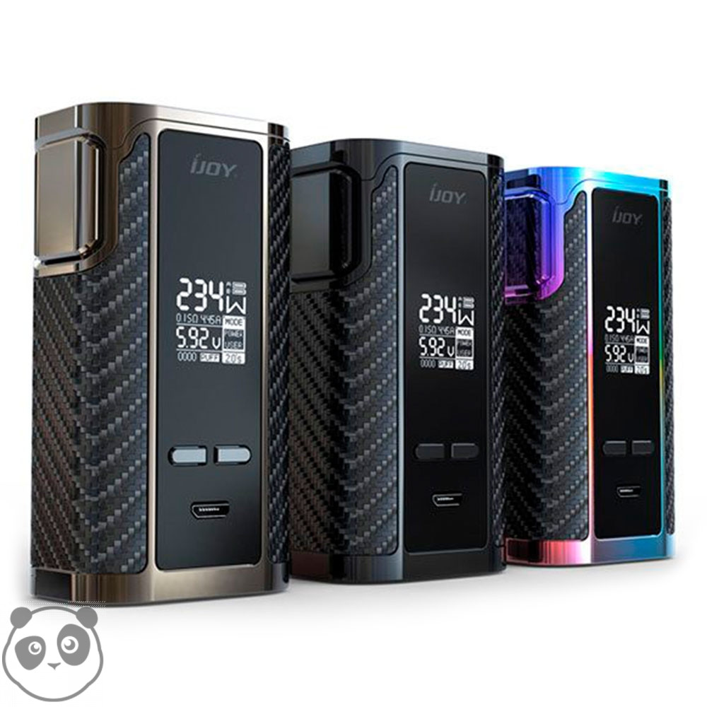 iJoy Captain PD270 + Batterier