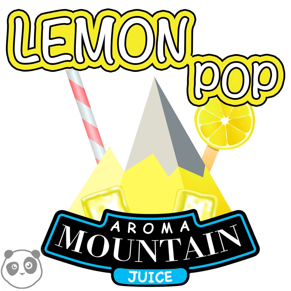 Mountain Juice Lemon Pop Aroma