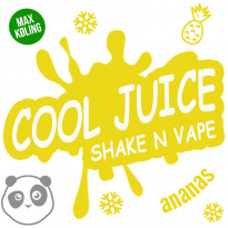 Cool Juice Ananas Shake n Vape Kit