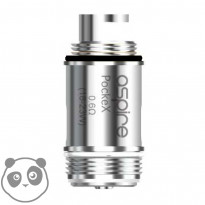Aspire PockeX Coils