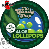 Big Mouth Aloe Lollipops Aroma