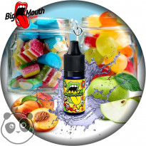 Big Mouth Crazy Apples and Peaches Aroma