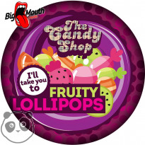 Big Mouth Fruity Lollipops Aroma