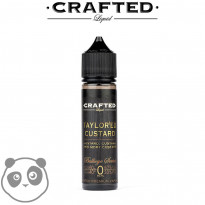 Crafted Bulls Eye Series Taylor'ed Custard - 40ml