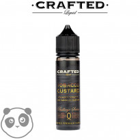 Crafted Bulls Eye Series Tobacco Custard - 40ml