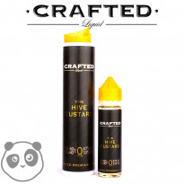 Crafted Premium Liquids The Hive Custard - 40ml