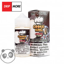 DripMore Cookie King Choco Cream - 100ml