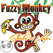 Fuzzy Monkey Shake n Vape Kit