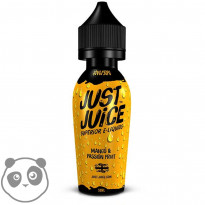 Just Juice Mango and Passion Fruit - 50ml