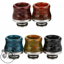 Snakeskin Resin DripTip - 510